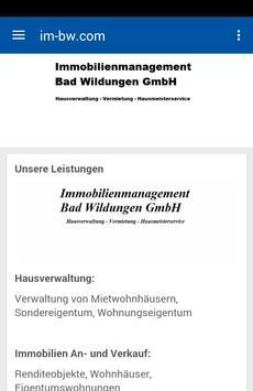 im-bw.com poster