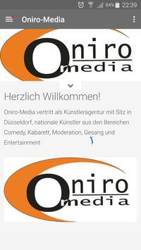 Oniro-Media poster