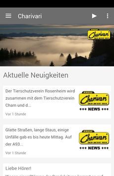 Radio Charivari Rosenheim poster