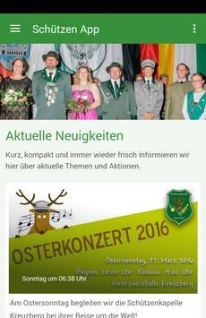 Schützen Kreuzberg poster