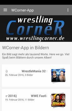 WrestlingCorner poster