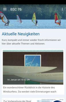 Brühler Surf Club 1976 e.V. poster