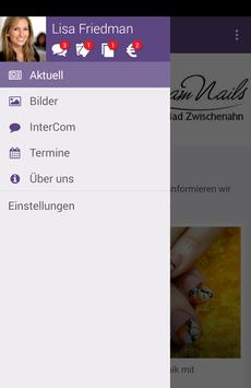 Ginas Dream Nails screenshot 1
