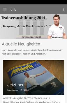 Deutsche Fitnesslehrer poster