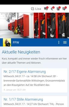 FF Wittislingen poster