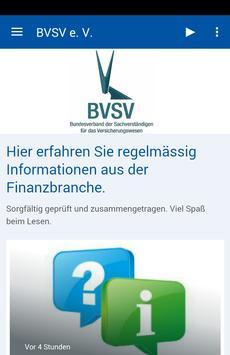 BVSV e.V. poster