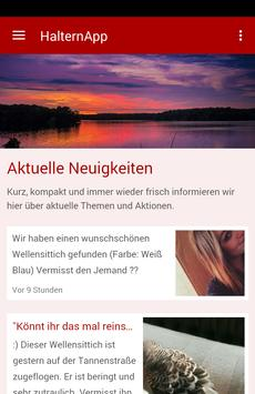 We love Haltern am See poster