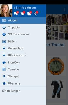 Tauchsport Global Divers apk screenshot