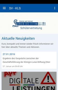 SV Königin-Luise-Stiftung poster