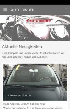 Auto Binder - Freie Werkstatt poster