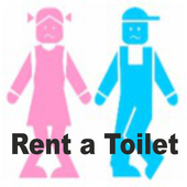 Rent aToilet icon