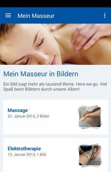 Med. Massage Bern poster