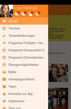 Tanzschule Augsburg apk screenshot