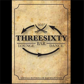 Three Sixty 360 icon