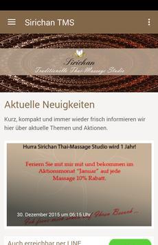 Sirichan Thai-Massage Studio poster