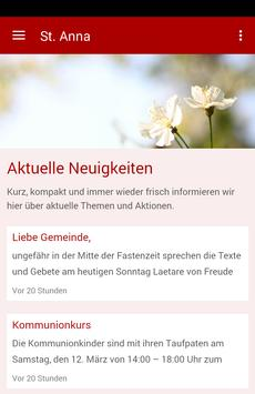 St. Anna Neuenkirchen poster
