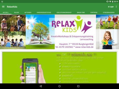 RelaxKids apk screenshot