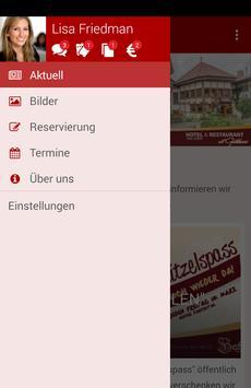 Hotel & Restaurant Becher apk screenshot