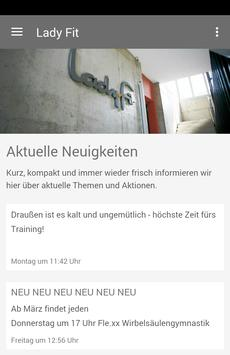 Lady-Fit Bamberg poster