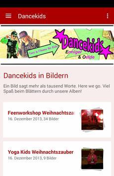 Dancekids poster