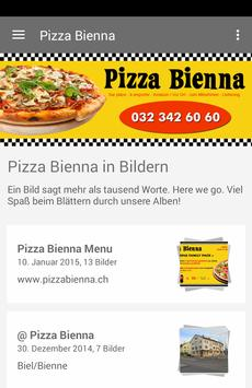 Pizza Bienna poster