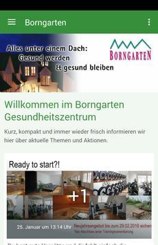 Borngarten poster