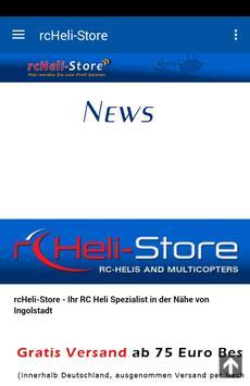rcHeli-Store poster