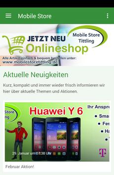 Mobile Store poster