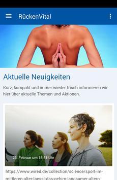 RückenVital-Zentrum GmbH poster