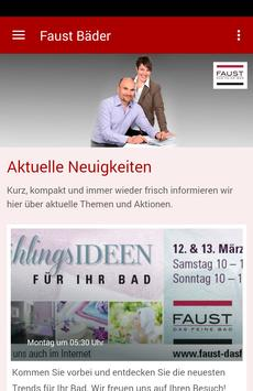 Poster Faust - Das Feine Bad