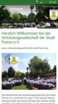 Schützengesellschaft Freren poster
