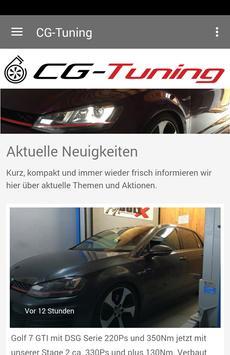 CG-Tuning poster