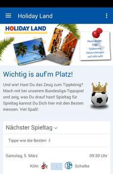Holiday Land Gera poster