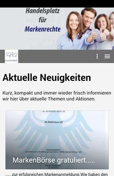 MarkenBörse® poster
