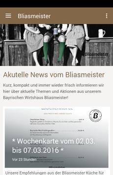 Bliasmeister poster