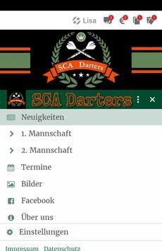 SCA Darters screenshot 1