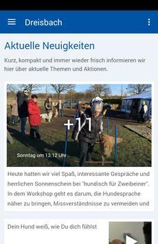 Hundeschule Dreisbach poster