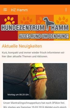 Hundezentrum Hamm poster