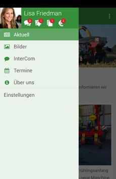 Lohnunternehmen Holtrup screenshot 1