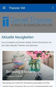 Daniel Thanner VM poster