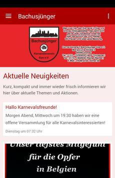 KV Die Bachusjünger poster