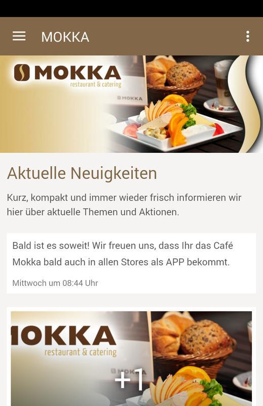 caf mokka apk baixar gr tis estilo de vida aplicativo para android. Black Bedroom Furniture Sets. Home Design Ideas