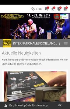 Dixielandfestival Dresden poster