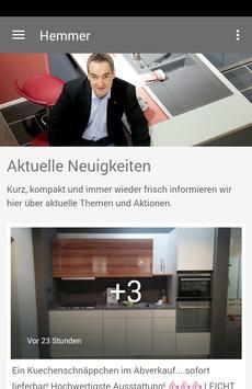 Küchenstudio Markus Hemmer poster