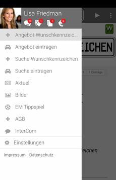MeinWunschkennzeichen apk screenshot