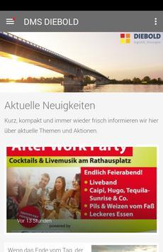 Diebold GmbH & Co KG poster