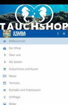 Scuba Factory screenshot 1