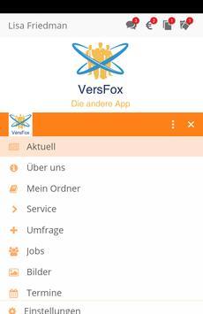 VersFox apk screenshot
