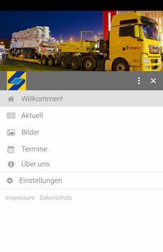 Stange Transport GmbH screenshot 1