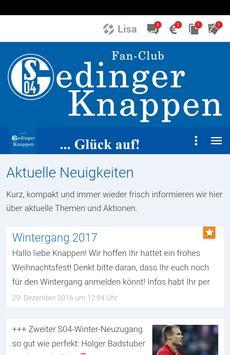 Oedinger-Knappen poster